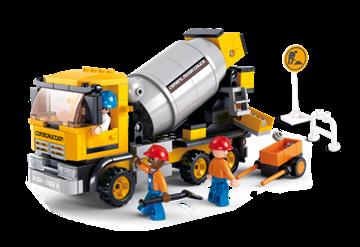 Billede af Cementblander, Sluban Cement Mixer M38-B0550