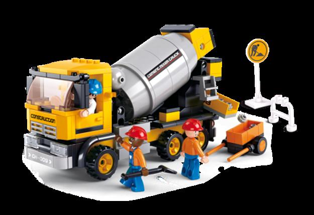 Bild på Cementblander, Sluban Cement Mixer M38-B0550