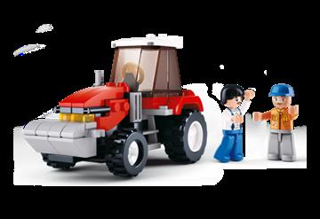 Bild på Traktor, Sluban Tractor M38-B0556