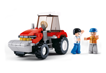 Traktor, Sluban Tractor M38-B0556