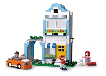 Lejlighed, Sluban Lemy & Queenie's Apartment M38-B0572
