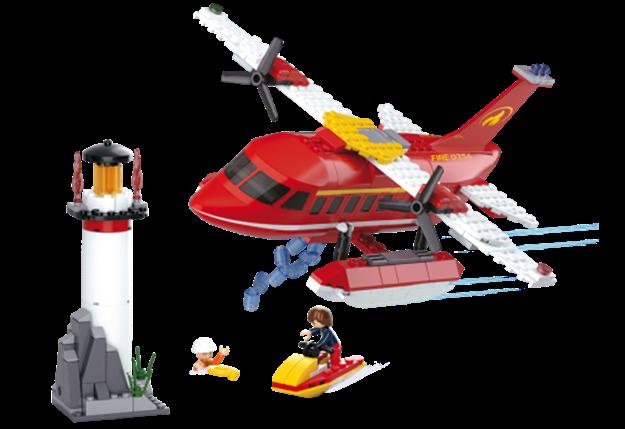 Sluban brandslukningsfly, Firefighting Aircraft M38-B0629