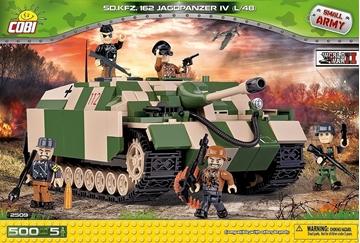 Cobi Small Army WW2 2509 - Jagdpanzer IV L48