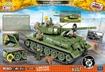 Cobi Small Army WW2 2486- Rudy T-34/85 back
