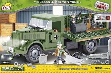 Cobi Small Army WW2 2455 - MB L300 4x2 Truck