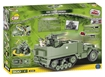 Cobi Small Army WW2 2499 - M16 Half track back