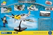 Cobi Small Army WW2 5517 - Messerschmitt BF109 Back