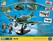 Cobi Small Army WW2 5521 - Junkers Ju 87 B Stuka - back