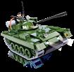 Cobi - Electronic Series - 21904 - Tank T-72 - Tank