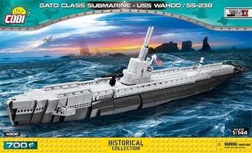 Small Army WW2 4806 - USS Wahoo / SS-238