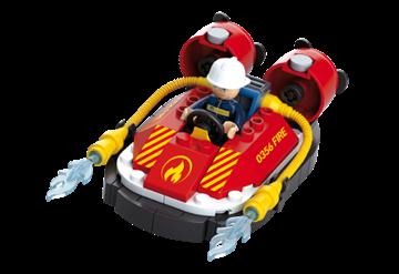 Sluban FIRE luftpudebåd, Hovercraft M38-B0622B
