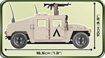 Cobi 24303 - NATO AAT Vehicle - Desert Sand - webklodser.dk -1