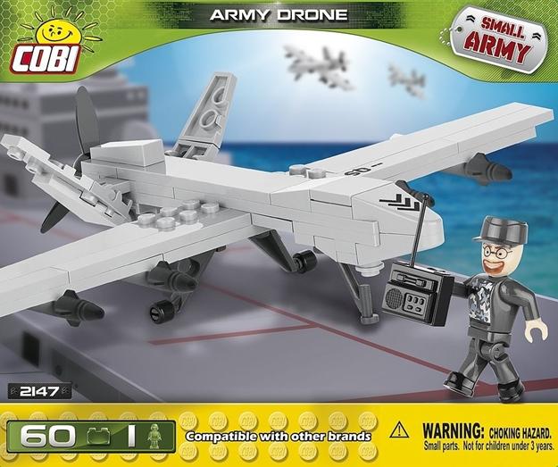 Cobi Small Army 2147 - Army Drone - Webklodser.dk