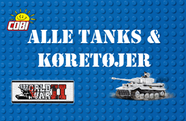 Picture for category COBI Tanks & vehicles